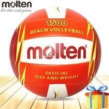 Molten volleyball ball voleibol beach V5B1500 games woman man PU material size 5 pallavolo topu official bola de volei