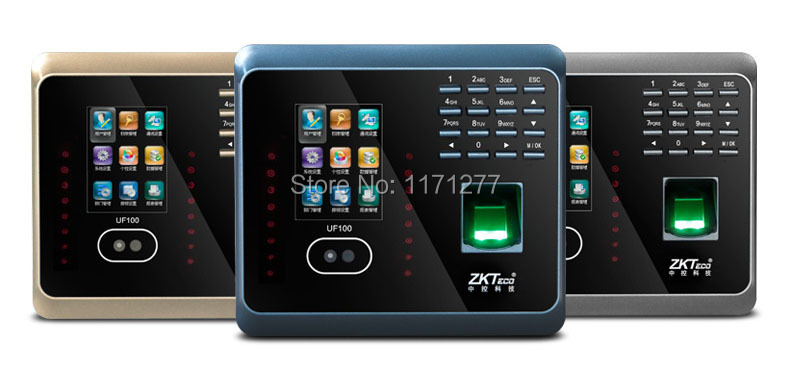 Linux system high-speed usb downloads WIFI TCP/IP free software biometric reconition of facial fingerprints and ID card system
