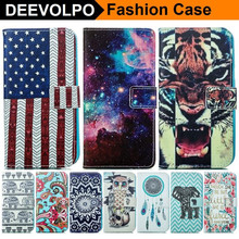 Flip Cover Leather Case For Samsung Galaxy J5 2015 SM J500F J500 SM-J500 SM-J500F J500H Slim Wallet Card Phone Case Coque DP23Z стоимость
