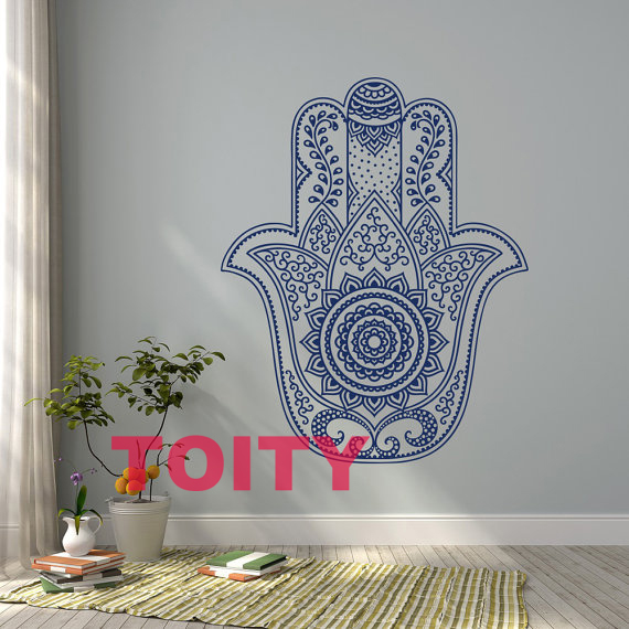 yoga room decor 1
