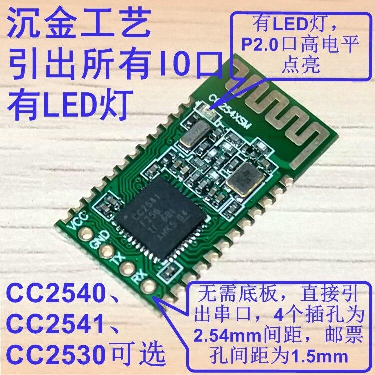 цена на CC2540 CC2541 Bluetooth module CC2530 ZIGBEE module
