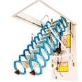 Электрическая телескопическая чердачная лестница с дистанционным управлением/многофункциональная Автоматическая электрическая чердачн...