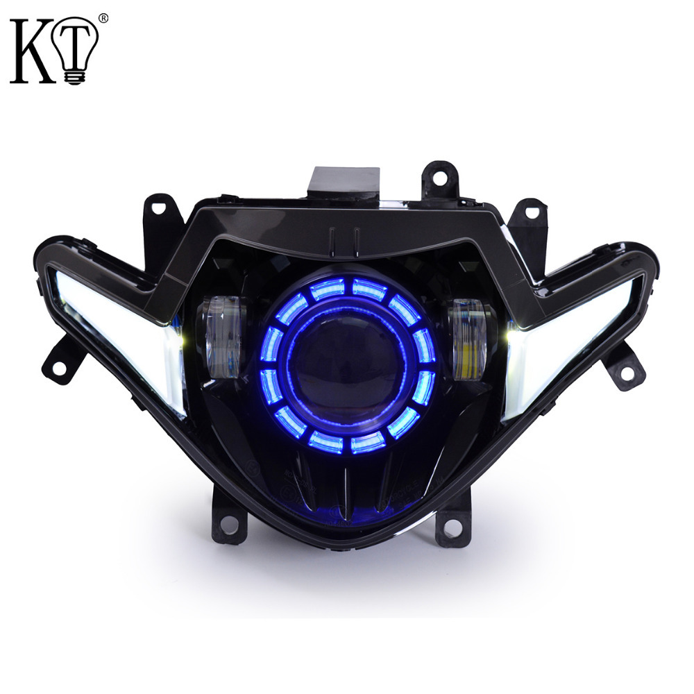 KT Full LED Headlight Assembly For Suzuki GSX250R 2017+