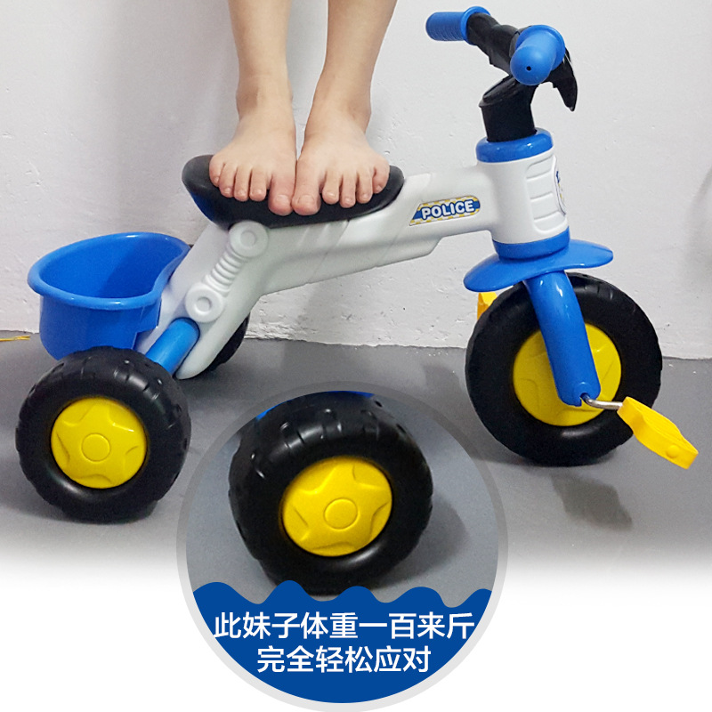 Rowery trójkołowe rowerowe męskie 1 - 6 rowerów - Aktywność i sprzęt dla dzieci - Zdjęcie 5