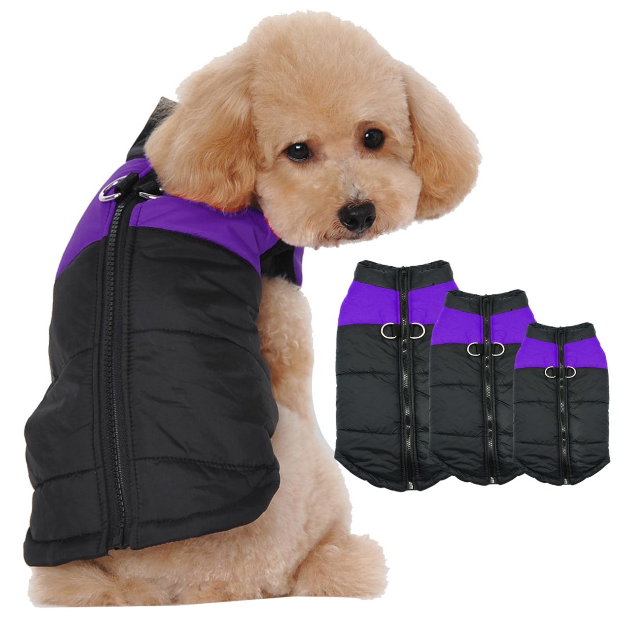 Small Dog Waterproof Jackets