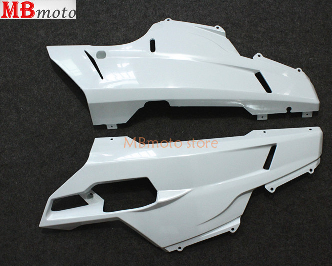 Suitable for ducati 848 1098 2007 2008 2009 unpainted side panel fairing ABS injection-molded enclosureSuitable for ducati 848 1098 2007 2008 2009 unpainted side panel fairing ABS injection-molded enclosure