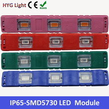 Waterproof 5730 3 LED Injection molding