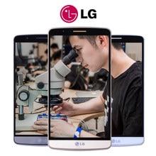 """Original 5.5 """"pantalla para LG G3 Pantalla LCD Táctil Digitalizador Asamblea con Marco de Reemplazo de Pantalla LG G3 D855 D851 D850 D858"""