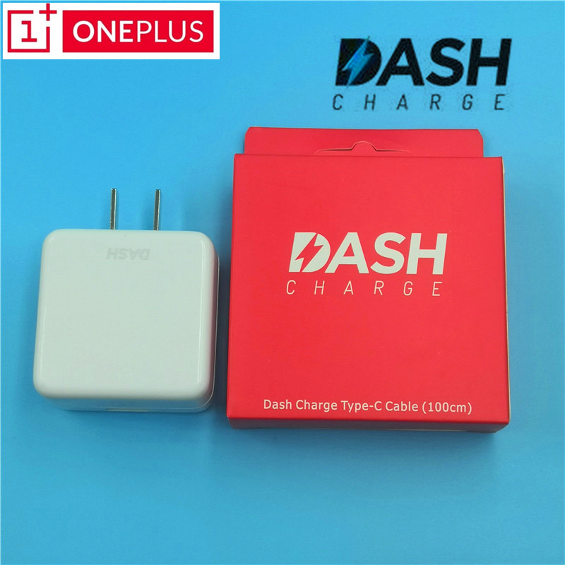 original Oneplus 6 Dash Charger,5V 4A one plus 6t 5t 5 3t 3 Fast Charging power wall Adapter USB 3.1 USB type-C Data Dash Cable