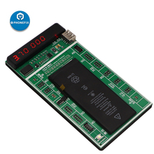 Telefonu pil tamir aktivasyon kurulu iphone XS için MAX X 8 8P 7 6s 6p 6 5s hepsi bir pil şarj aktivasyon kartı