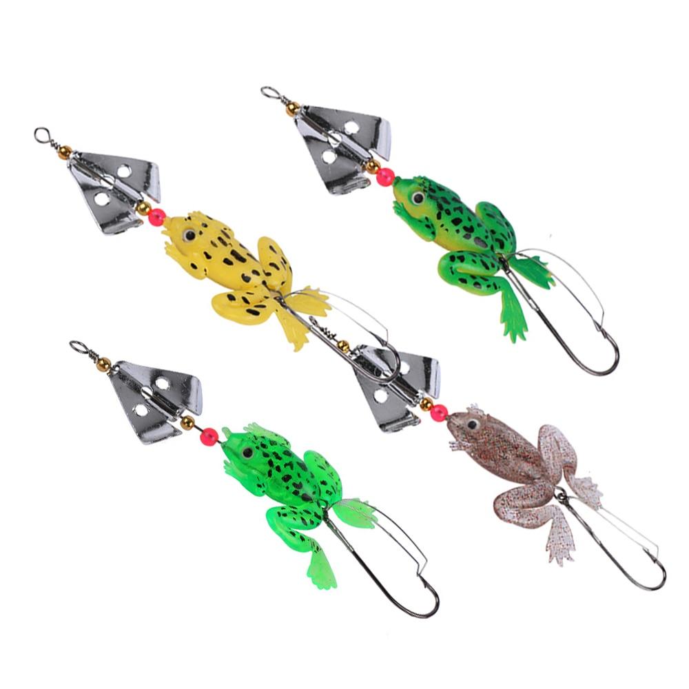 Гатунка 8 штук Мяккая рыбалка прынада - Рыбная лоўля - Фота 2