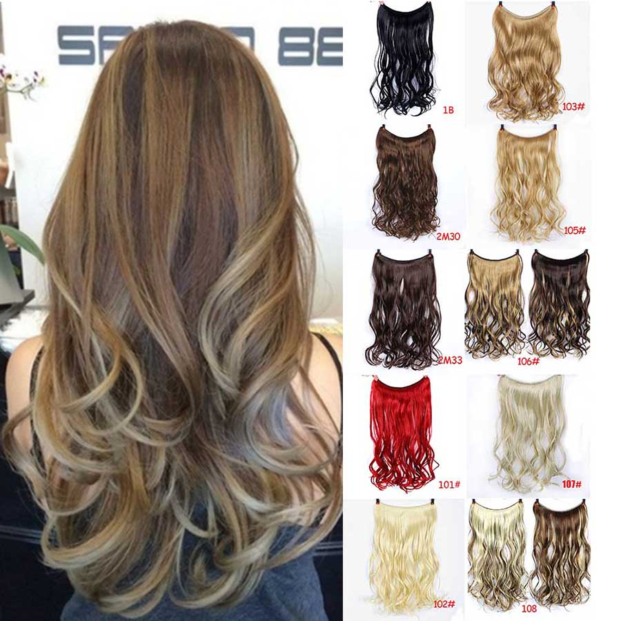 MUMUPI Fashion High Quality Hair Extensions Natural Hairpieces Straight Synthetic No Clip In Hair Extentions for Women   Headwear