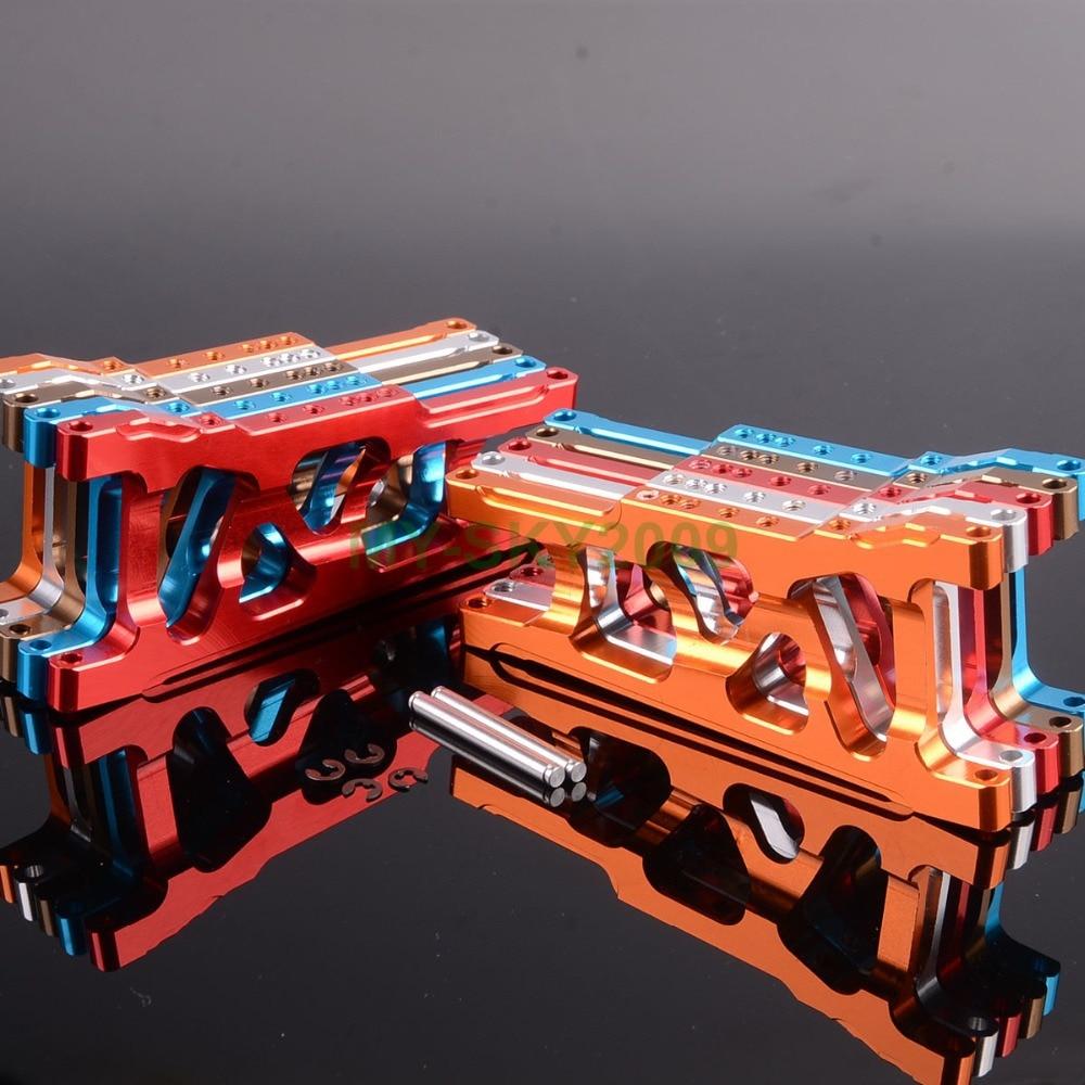 1pcs RC कार TRAXXAS SLASH 4X4 रेसिंग के - रिमोट कंट्रोल के साथ खिलौने