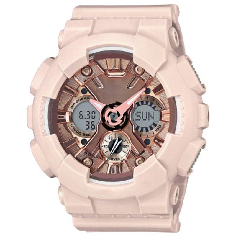 2019 New Shock Men's Sports Watch GA120 Large Dial Quartz Digital Watch Men's Luxury Brand LED Military Waterproof Men's Watch