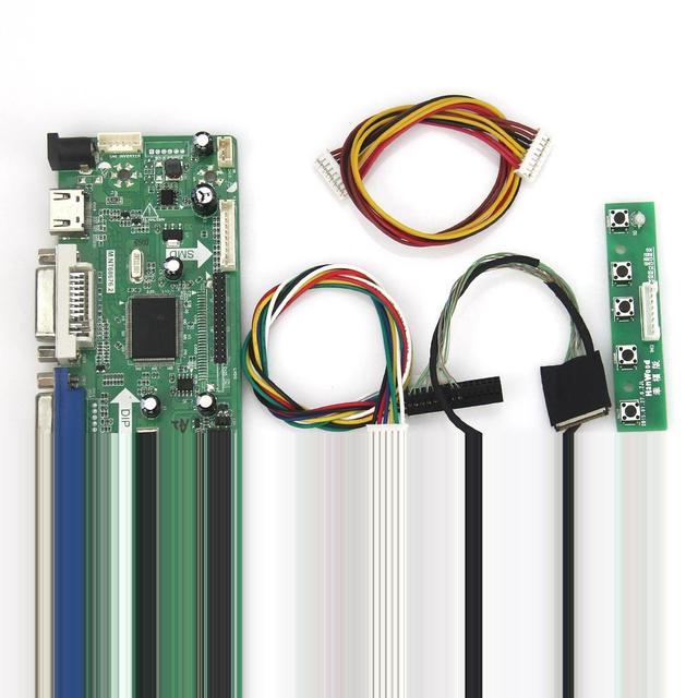 М. NT68676 ЖК/LED Драйвер Контроллера Совета (HDMI + VGA + DVI + Аудио) Для G150XG01 V2 LVDS Монитор Повторное Ноутбук 1024*768