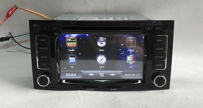 car radio dvd 2din for volks wagen vw touareg t5. Black Bedroom Furniture Sets. Home Design Ideas
