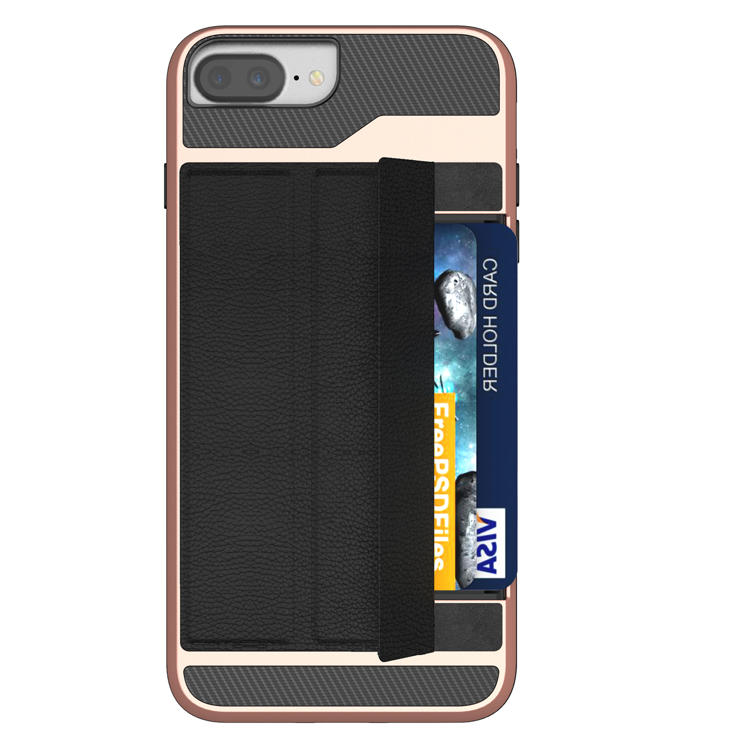 card holder iphone 8 case