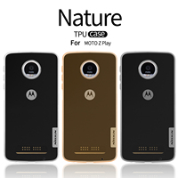 NILLKIN Ultra Thin Slim TPU Case For Motorola MOTO Z Play XT1635 Hight Quality Soft TPU