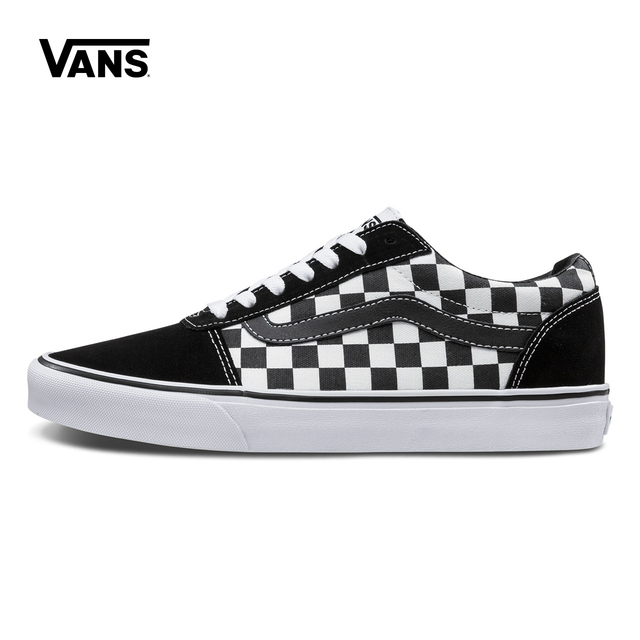 aee582c4a8bfae Original New Arrival Vans Men s Active Ward Low-top Skateboarding Shoes  Sport Outdoor Sneakers Canvas Comfortable VN0A38DMPVJ