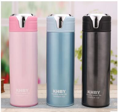 Stainless steel vacuum thermal insulation Cup water cup general merchandise tea cup