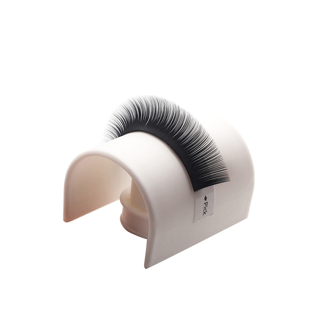 NEWCOME 10 trays/lot All Sizes Individual Eyelash Extension Natural False Mink Russian Volume Eyelash Extensions Makeup Cilia 3