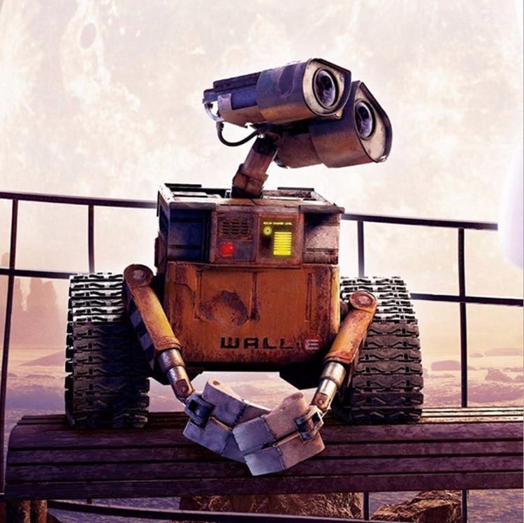 687Pcs Lepin 16003 Idea Robot WALL E Building Set Kit Minifigure Toy for Children WALL-E 21303 Educational Bricks Christmas gift (1)