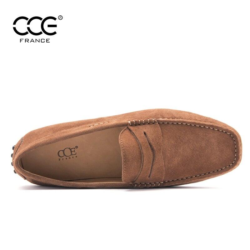 Cce 8659 De coffee 2016 Casuais maroon Nova Verão Homens Lace Moda Blue Formadores Confortáveis Primavera Sapatos Peas Mocassins Zapatos gray rwrfFqBn