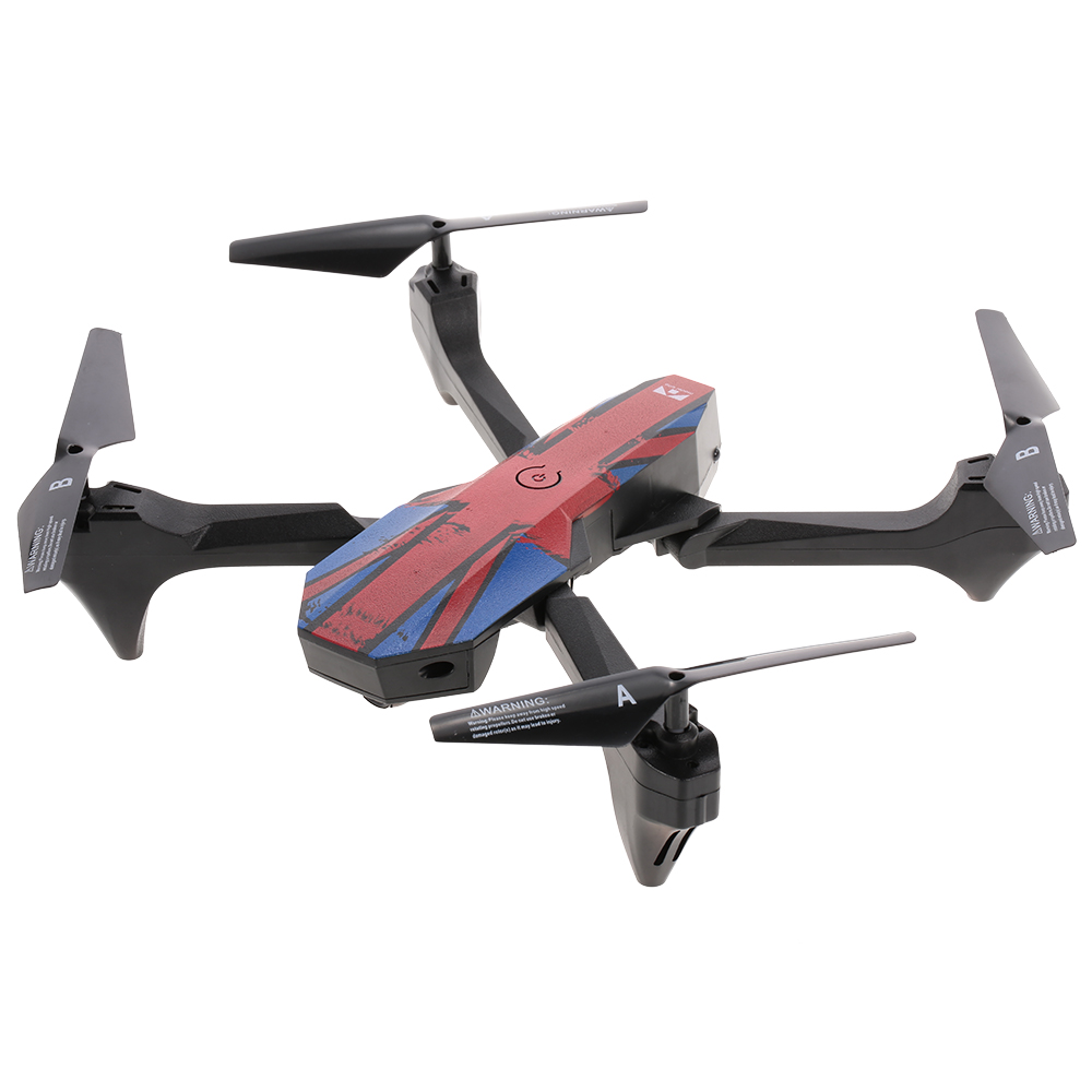 MK-59 2.0MP Camera RC Drone Foldable Quadcopter Wifi FPV 6-Axis Gyro Altitude Hold Headless RC Quadrocopter DronMK-59 2.0MP Camera RC Drone Foldable Quadcopter Wifi FPV 6-Axis Gyro Altitude Hold Headless RC Quadrocopter Dron