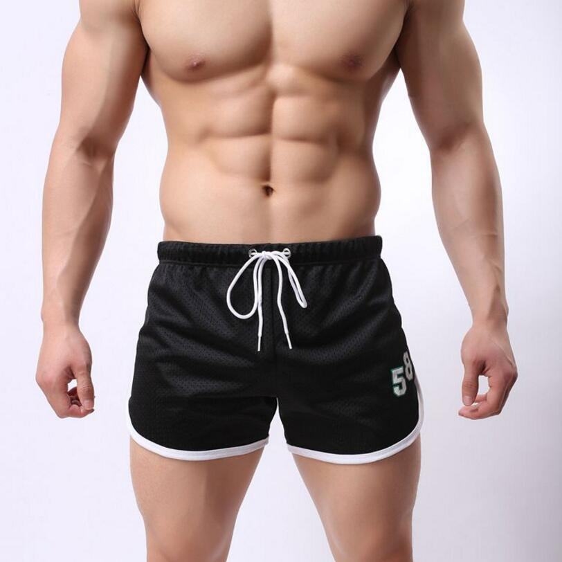 New Quick Dry Men's Swim Shorts Surfing Beach Short Maillot De Bain Sport Bermuda Surf Swimwear Men's Board Shorts
