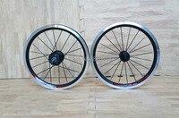 Litepro K fun BYA412 BT410 14 inch novatec wheel set 9T 10T wheel set