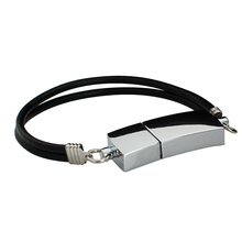 Flash Drive Bracelet Wrist Band Pendrive