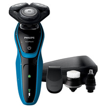 Philips AquaTouch Electric Shaver  for Men S5050 30 min/9 Portable Shaves Rechargeable 5-way Cutter Head Multi-function Razor