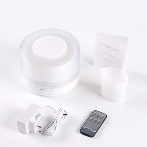 Image 5 - ATWFS Remote Control Ultrasonic Essential Oil Diffuser Air Humidifier Aroma Diffuser Fogger 7 Color LED Aromatherapy Mist Maker
