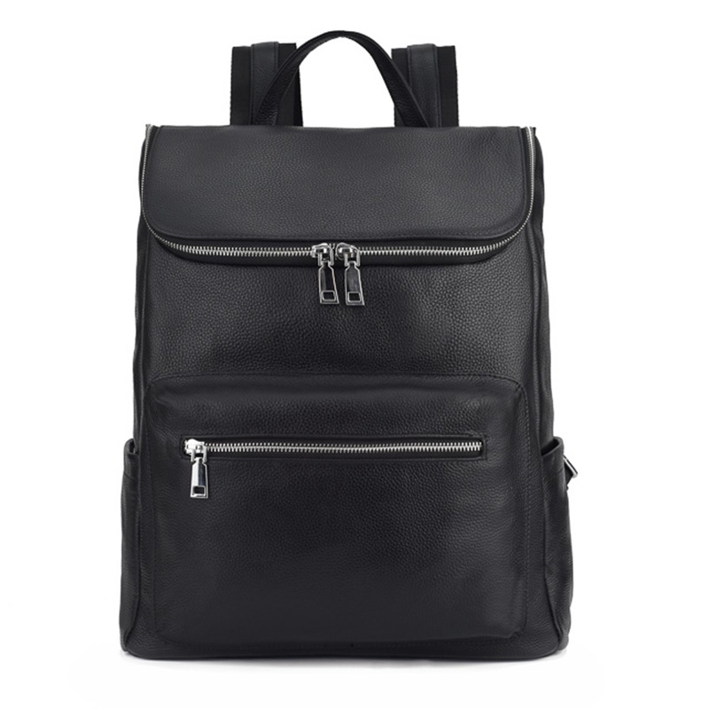 Backpacks Genuine Leather Male Female Bag Travel Big Crossbody Shoulder Laptop Ipad Note Book A4 Fashion School Bag Boy GirlBackpacks Genuine Leather Male Female Bag Travel Big Crossbody Shoulder Laptop Ipad Note Book A4 Fashion School Bag Boy Girl