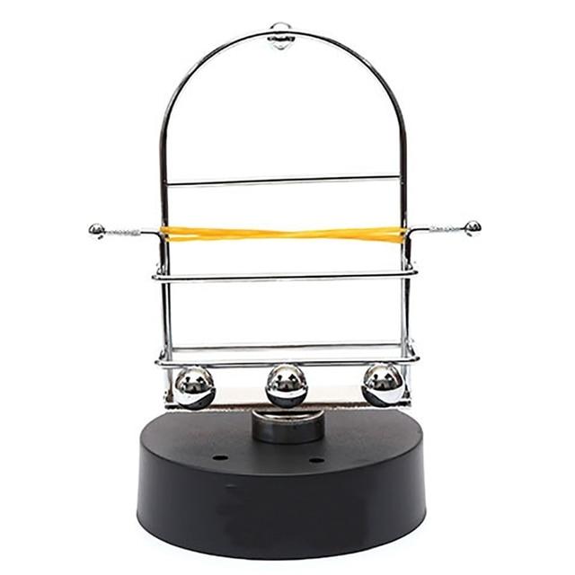Automatische Walking Schaukel Handy Artefakt Schrittzähler Pinsel Stepper Ewige Instrument Newton Rocker Handwerk Ornamente