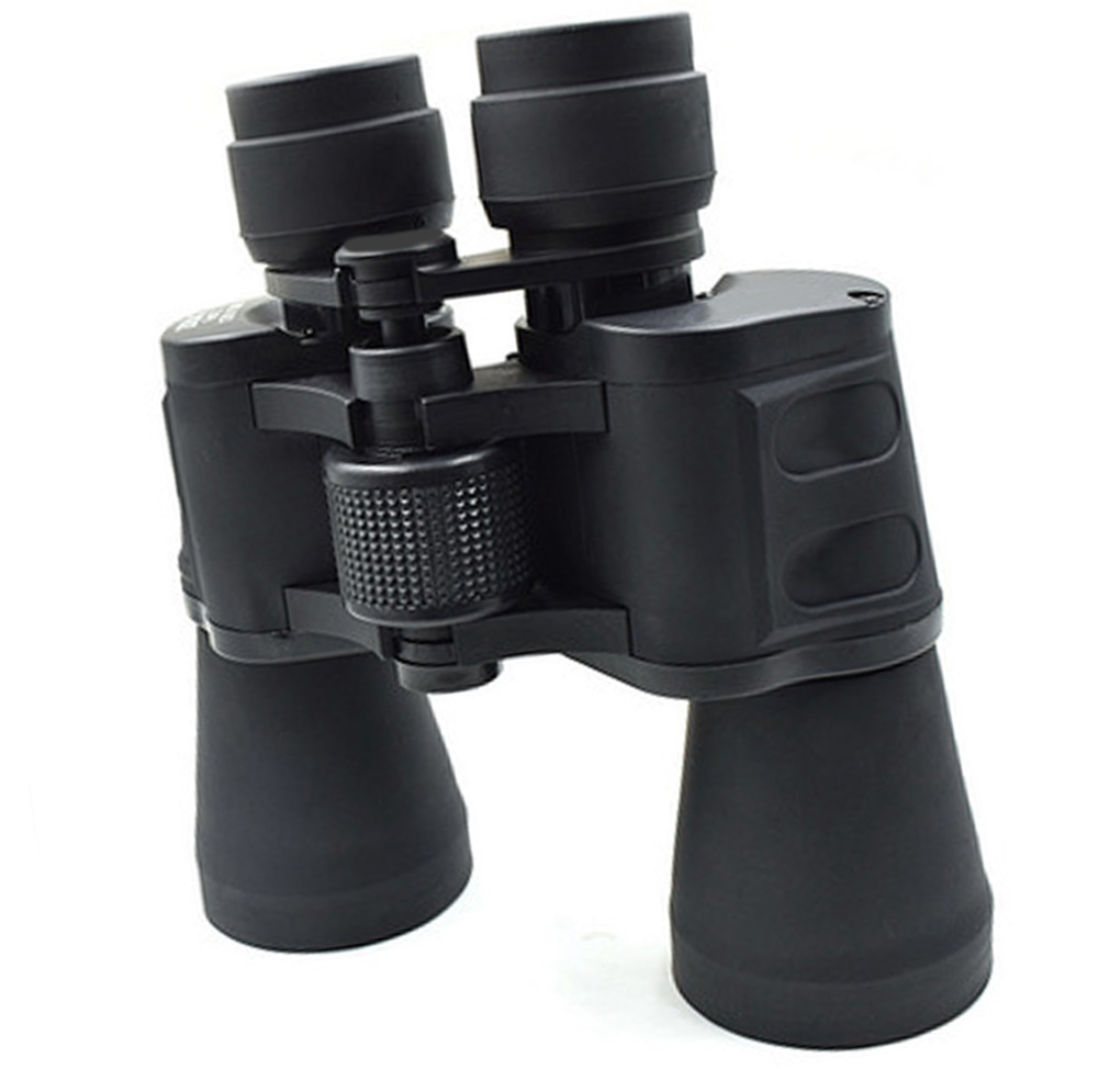 HD 20X50 Compact Binoculars Waterproof and Moisture Resistant Outdoor Hunting Telescope Bak4 Lingjing Optical Telescope baigish fmc 8x40 hd waterproof portable binoculars telescope hunting telescope tourism optical outdoor sports eyepiece