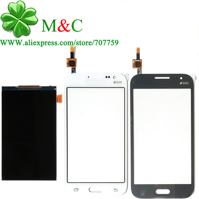 Original G361 LCD Touch Panel For Samsung Galaxy Core Prime G361 G361F LCD Display Touch Screen Digitizer Panel Free BY Post