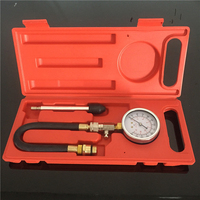 Multifunctional Engine Cylinder Compression Tester Tool Set High Quality Cylinder Pressure Gauge Auto Repair Tools