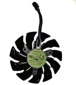 Image 5 - 95 ミリメートル T129215BU DC 12V 0.55A PLD10015B12H GTX1070 GTX1080 ファンため GIGAYTE AORUS GeForce GTX 1080Ti エクストリーム版ビデオカードファン