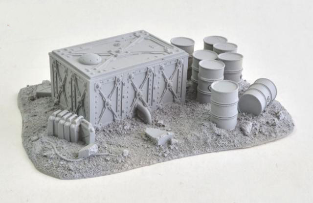 Resin Kits  1/35 Scale The Base For 40K Models   Resin Model DIY TOYS