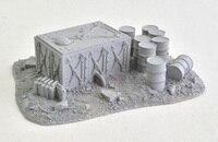 Resin Kits 1/35 Scale The base for 40K models Resin Model DIY TOYS