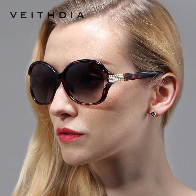 veithdia retro tr90 vintage large sun glasses polarized