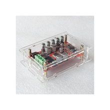TDA7492P 50W+50W Wireless Bluetooth 4.0 Audio Receiver Digital Amplifier Board with Transparent Shell and Button Screw