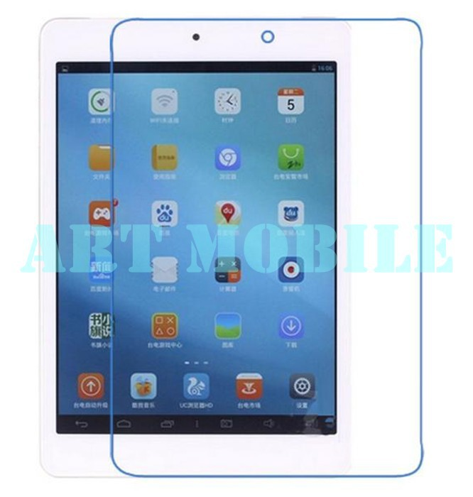 New 3Pcs/lot High CLEAR High quality Screen Protector Guard Cover Film For Teclast X89HD 7.9 inch Table PC Free Shipping