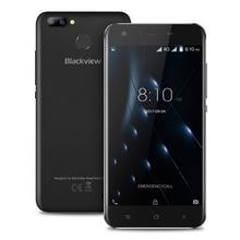 """Blackview A7 Pro 5.0 """"Android 7.0 Smartphone MT6737 Quad Core 2 GB RAM 16 GB ROM Téléphone Portable Double Caméra Arrière 4G LTE Mobile téléphone"""