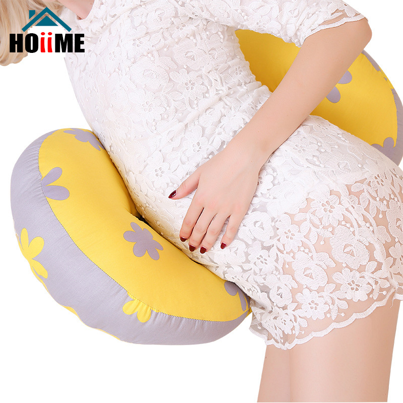 Multi-function Pregnant Women Pillow U Type Belly Support Side Sleepers Pillow Pregnancy Pillow Protect Waist Sleep Pillow Подушка