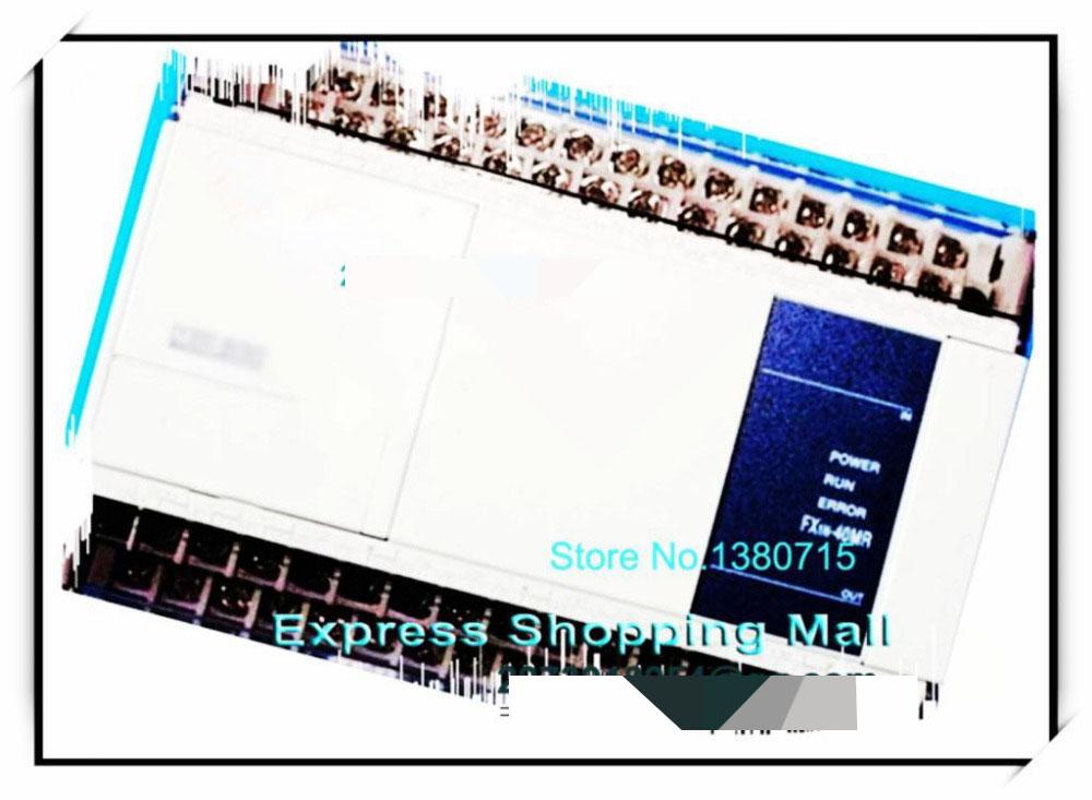 New Original FX1N-40MR-D PLC AC85~264V Relay Input