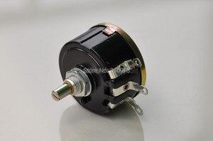 Image 3 - (2 pcs/lot) 100 OHM 5W Wirewound Rotary Potentiometer, WX112(050) Pots, 5 Watts.