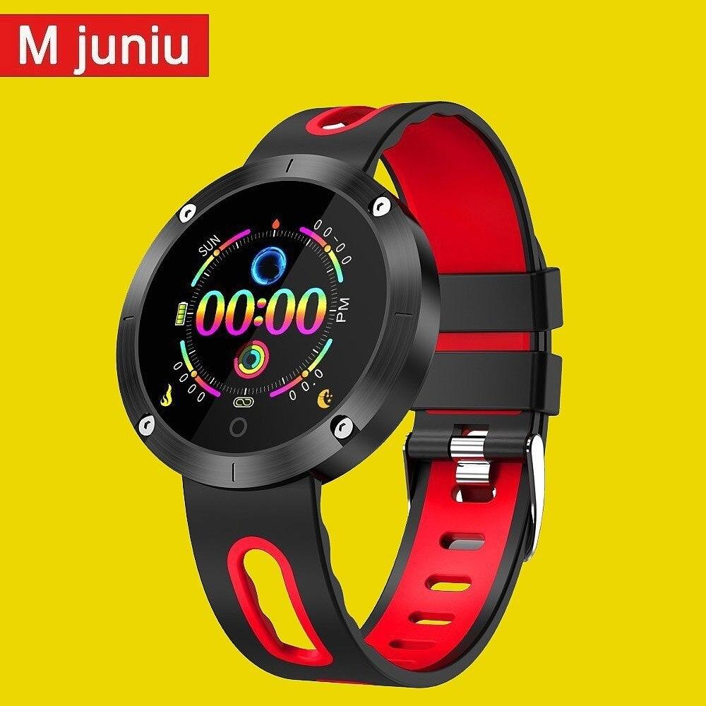 New Dm58 Smart Watch Clock Men Women Sport Bluetoth Smart Wristband With Blood Heart Rate Ip68 Waterproof Smartwatch g6 tactical smartwatch