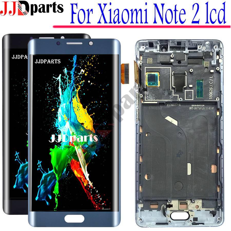 Pour Xiao mi Note 2 note2 LCD écran tactile numériseur assemblée remplacement pour 5.7